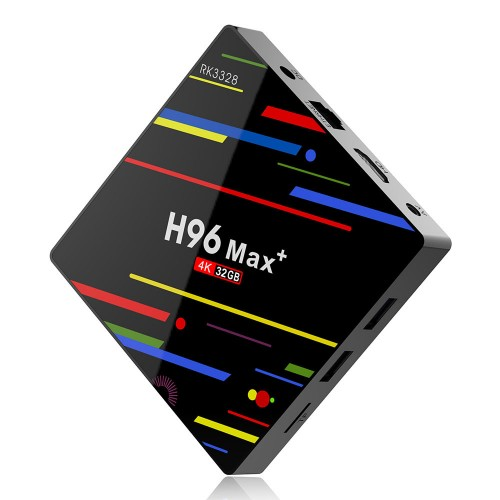 H96 MAX+ IPTV Box 4GB RAM 32GB ROM 4500+ HD TV Channel