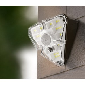 Baseus Solar Energy Sensor Outdoor Wall Light Human Body Induction