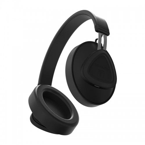 Bluedio T Monitor Wireless Headphone With Mic & Voice Control