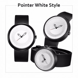 Break Suprime White Luxury Waterproof Men Watch