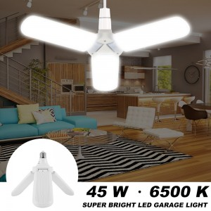 Fan Style Led Bulb 45 watt