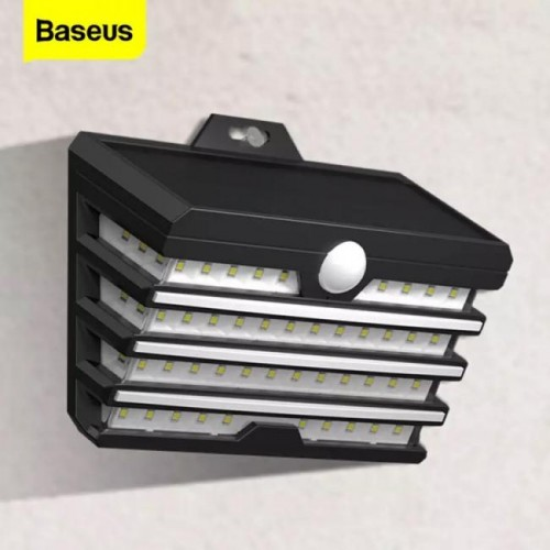 Baseus Solar Energy Human Body Introduction Wide Angle Wall Lamp