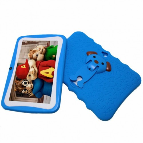 E89 Kids Wifi Tablet PC 1GB RAM Dual Camera Free Cover