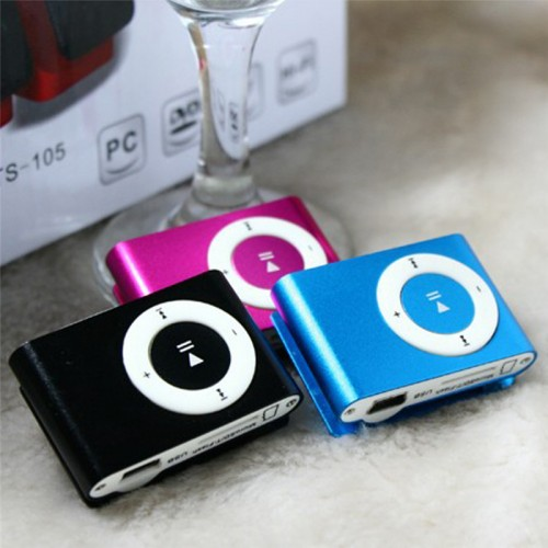 IPOD Shuffle Mastercopy Portable Mini MP3 Player