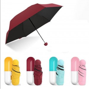 Mini Capsule Umbrella