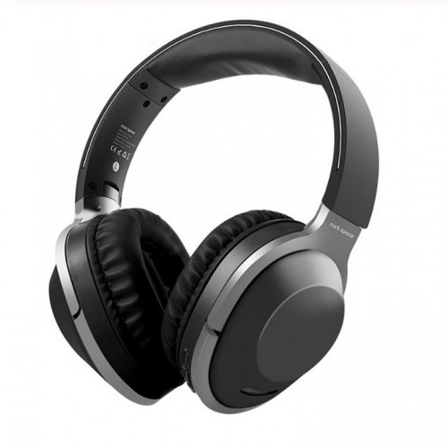 Rock Space Wireless Headphone With FM Mic 12 Hours Backup