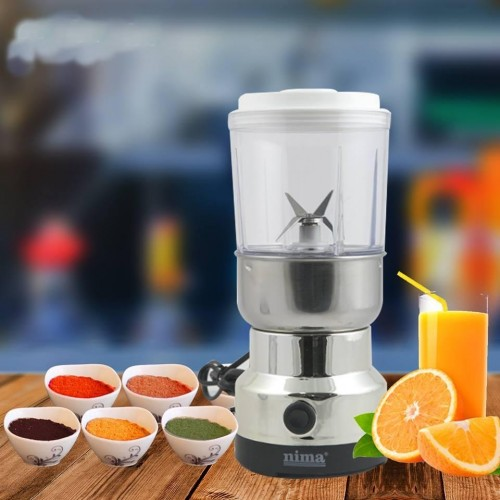 Nima 2 in 1 Blender & Grinder