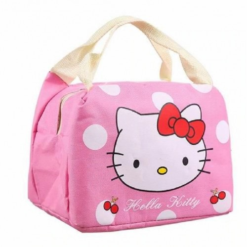 HELLO KITTY FOOD CARRYING BAG FOR WOMEN
