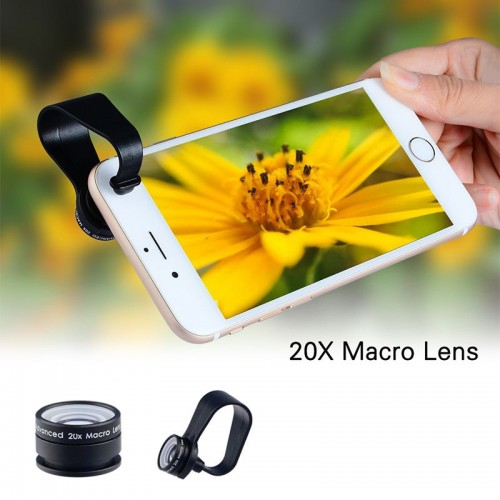 20X Super Macro Lens For All Mobile