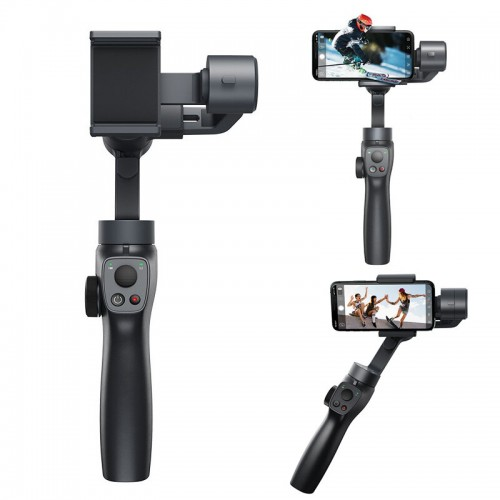 Baseus 3-Axis Handheld Gimbal Stabilizer For Mobile Action Camera
