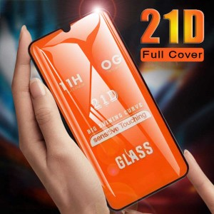21D Full Covered Screen Protector Anti-Scratch Waterproof For All Mobile