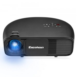 Cheerlux CL760 3200 Lumens 3D Support Office Teaching Full HD Projector