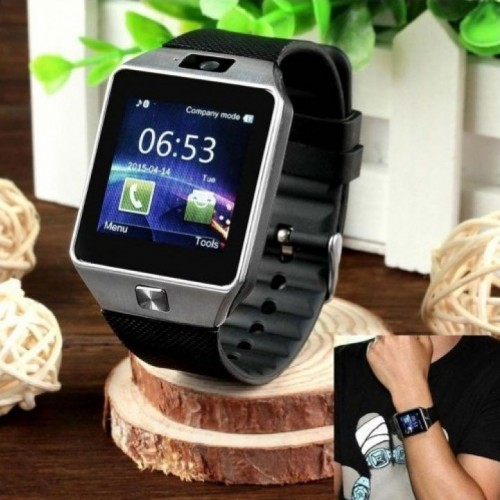 Samsung Smart Watch And Gear Replica Black