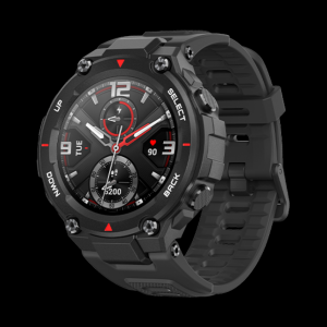 Amazfit T-Rex Waterproof Smart Watch Black