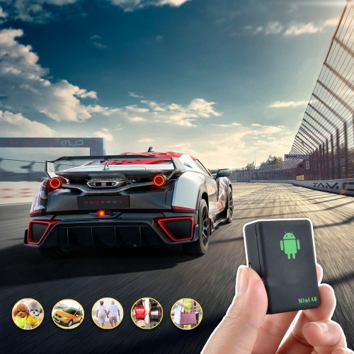 Mini A8 GPS Tracker & Voice Listen