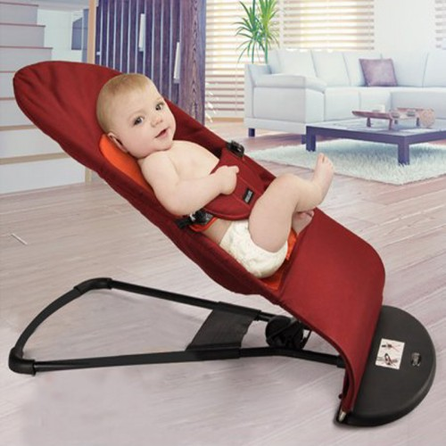 BABY BOUNCER BALANCE SOFT & SAFETY