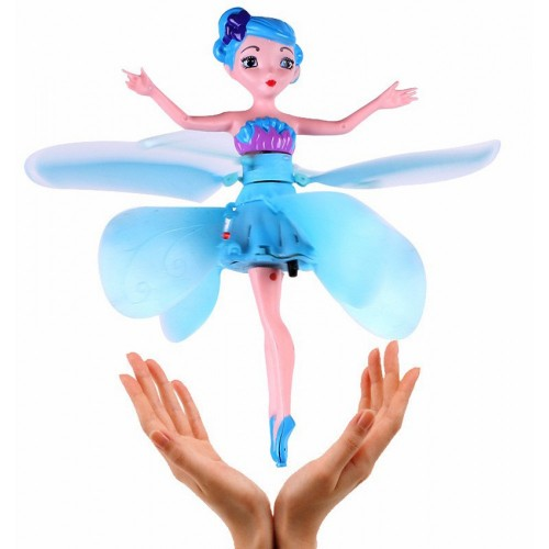 Flying Butterfly Fairy Doll Toy