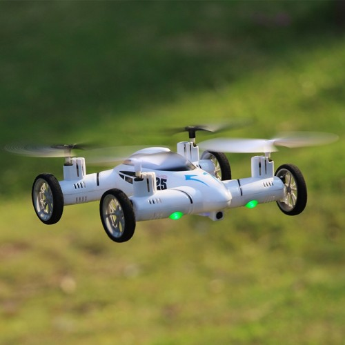 X25 Flying Car Quadcopter With Camera